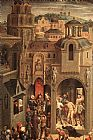 Hans Memling Scenes from the Passion of Christ [detail 4] painting